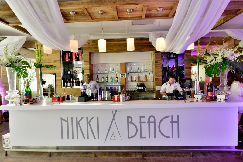 TORONTO, ON - SEPTEMBER 04:  A general view of the atmosphere at the Nikki Beach Pop-up during the Toronto Film Festival - Day 1 on September 4, 2014 in Toronto, Canada.  (Photo by Jerod Harris/Getty Images for Nikki Beach)