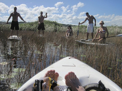 arcus-iris-designer-elise-mcneill-with-celebrity-fitness-trainers-the-smits-brothers_8260779828_o