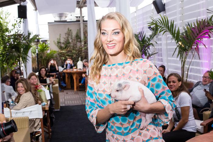 Nikki Beach TIFF 2013 Fashion Show - Arcus Iris - Kochon - Verano High Swimwear